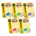 National Curriculum Revision: English Revision Guides Years 2-6 Set x 6 (30 books)