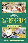 The Saga of Darren Shan Graphic Novel: Volume 6 - The Vampire Prince