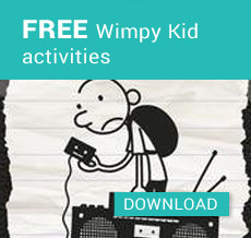FREE Wimpy Kid activities