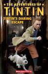The Adventures of Tintin: Tintin's Daring Escape (Book and CD)