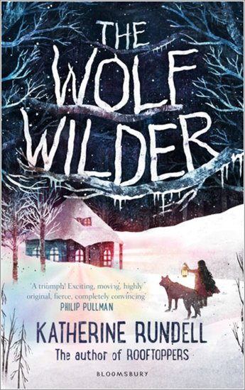 The Wolf Wilder - Extract