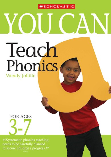 Teach Phonics: Ages 3-7