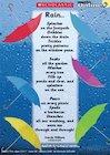 Rain poem – sound effect
