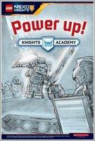 Nexo Knights Forbidden Power Postcard 3