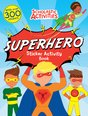 Superhero Sticker Activity Book