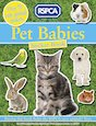 Pet Babies Sticker Book