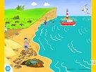 Explore the seaside – interactive resource