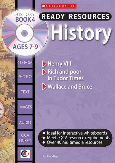 History Book 4 and CD-ROM (Teacher Resource)