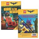 The LEGO Batman Movie: Robin to the Rescue / I'm Batgirl!