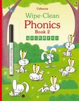 Wipe-Clean Phonics: Book 2
