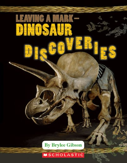 Connectors: Leaving a Mark - Dinosaur Discoveries x 6