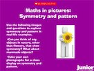 Maths in pictures: Symmetry and pattern