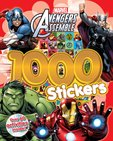 Avengers Assemble: 1000 Stickers