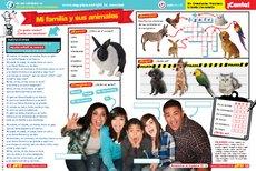 Mi familia y sus animales