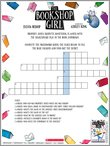 The Bookshop Girl Crossword Activity