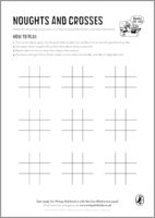 Diary of a Wimpy Kid: The Long Haul - Noughts and Crosses