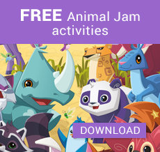 FREE Animal Jam activities