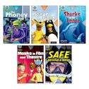 Project X Origins: Masks and Disguises Pack x 5 (Book Band White)