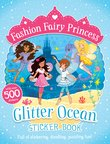 Glitter Ocean Sticker Book