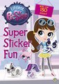 Littlest Pet Shop: Super Sticker Fun