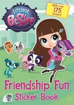 Littlest Pet Shop Friendship Fun Sticker Book