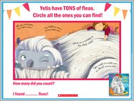 Don't Wake the Yeti Activity Sheet