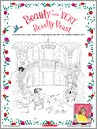 Beauty and the Very Beastly Beast Colouring Activity 2