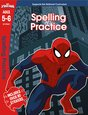 Spider-Man: Spelling Practice, Ages 5-6