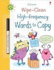 Usborne Wipe-Clean: High-Frequency Words to Copy