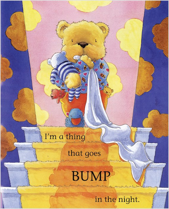 Bear's Bedtime Lullaby - Scholastic Shop