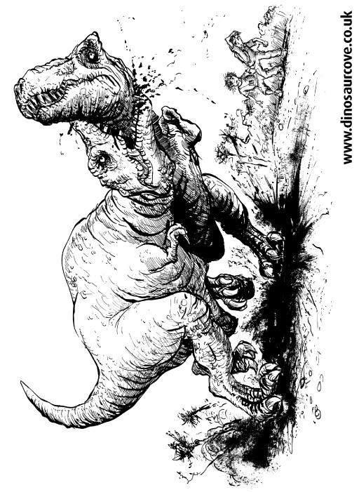 Dinocovetrex act col 305