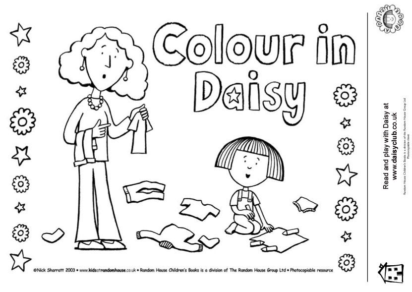 Daisy maze act col 96