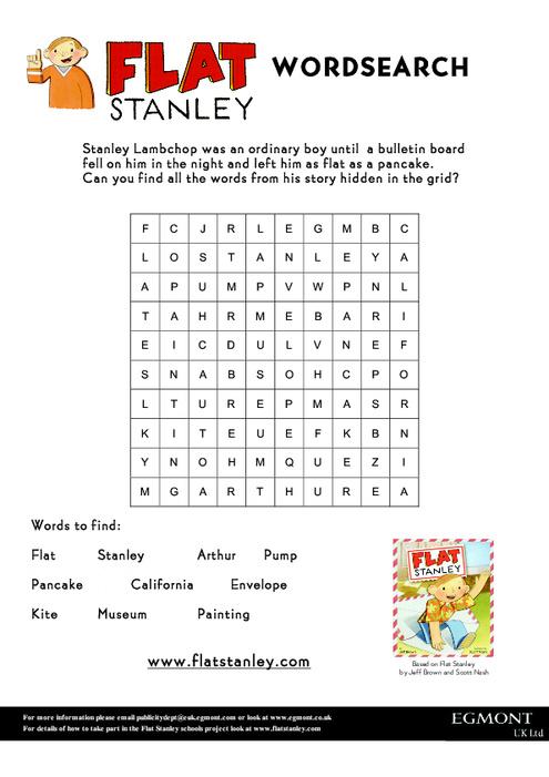 Flatstanword act puz 950