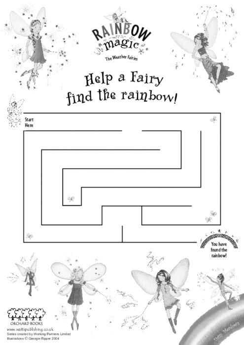 Rainbowmaze act puzz 1173