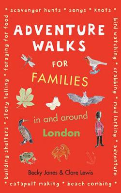 Adventure Walks book cover