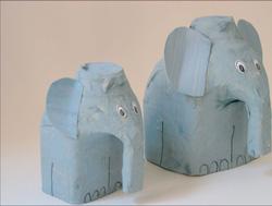 D I Y elephants