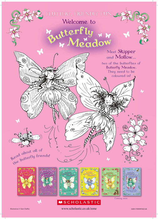 Butterfly inp 27222