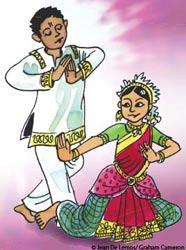 Religion through dance