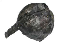 Handmade Viking helmet