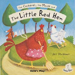 The cockerel, the mouse and the Little Red Hen