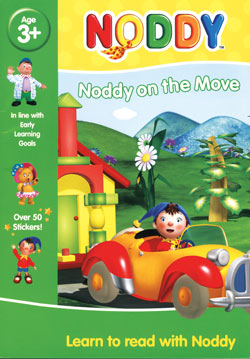 Noddy on the Move