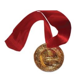 Gold medal image
