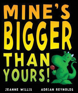 Mine's Bigger Than Yours cover