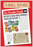 Horrible Histories Puzzle Activity