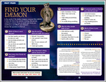 ELT Reader: The Golden Compass Fact File (1 page)