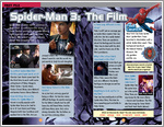 ELT Reader: Spiderman 3 Fact File (1 page)