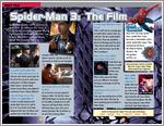 ELT Reader: Spiderman 3 Fact File (1 page)