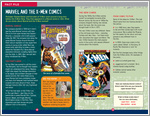 ELT Reader: X-Men 3 Fact File (1 page)
