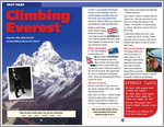 ELT Reader: Touching the Void Fact File (1 page)