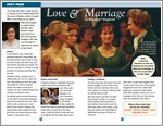 ELT Reader: Pride and Prejudice Fact File (1 page)